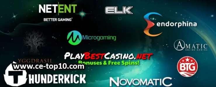 온라인카지노 게임 회사